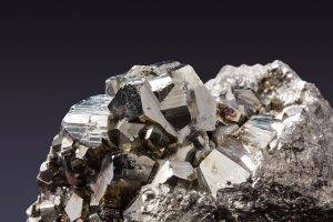 Rocks, Minerals, and Gemstones-Pyrite