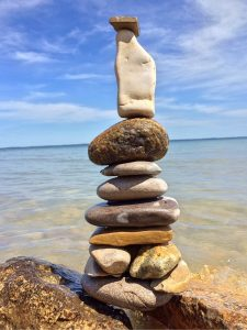 Rocks, Minerals, and Gemstones - Rock Balancing