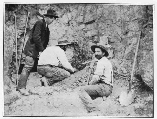 San Diego Mines Pala Chief 1903